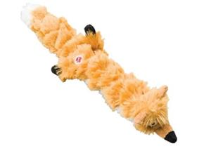 Ethical Pet Skinneeez Extreme Quilted Fox Dog Toy