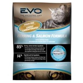 EVO Herring and Salmon Formula Dry Cat Food