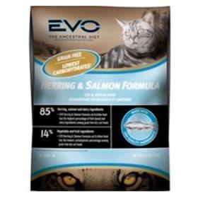 EVO Herring and Salmon Formula Dry Cat Food