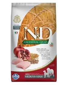 Farmina Ancestral Chicken and Pomegranate Dry Dog Food