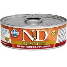 Farmina Chicken Pumpkin Pomegranate Feline Wet Food Cans