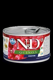 Farmina Dog Can Quinoa Lamb Digestion