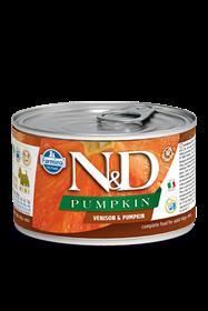 Farmina Dog Can Venison Pumpkin Apple