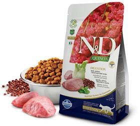 Farmina Grain Free LID Quinoa Digestion Lamb Dry Cat Food