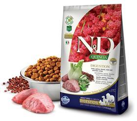 Farmina Grain Free LID Quinoa Digestion Lamb Dry Dog Food