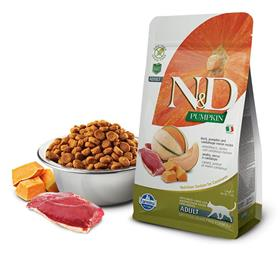 Farmina Grain Free Pumpkin Duck and Cantaloupe Dry Cat Food