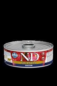 Farmina ND Quinoa Digestion Feline Wet Food Cans