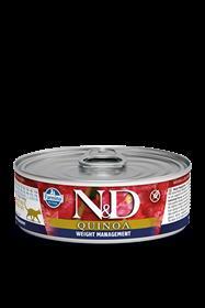 Farmina ND Quinoa Weight Management Feline Wet Food Cans