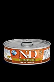 Farmina ND Venison Pumpkin Feline Wet Food Cans