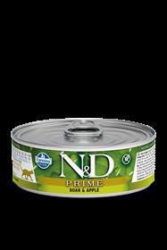 Farmina Prime Boar Apple Feline Wet Food Cans