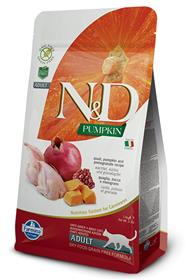Farmina Pumpkin Quail and Pomegranate Adult Cat Food