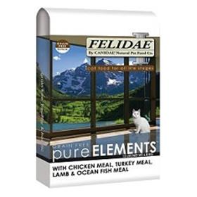 Felidae Grain Free Pure Elements Dry Food