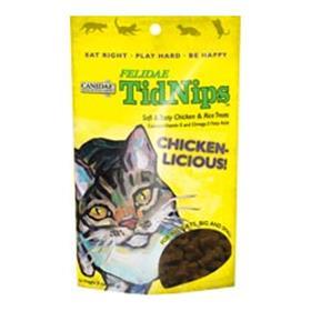 Felidae Tidnips Chicken and Rice Cat Treat