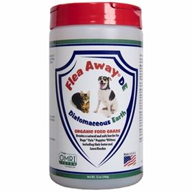 Flea Away Diatomaceous Earth