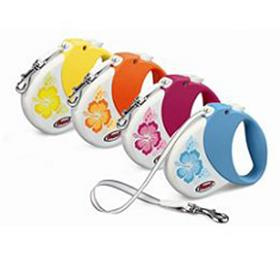 Flexi Hawaii Soft Grip Leash