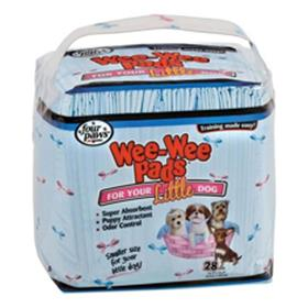 Four Paws Little Dog Wee Wee Pads