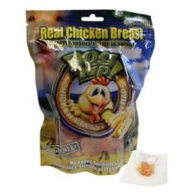 Free Range Dog Nip Dog Chews Chicken Breast Wraps Banana