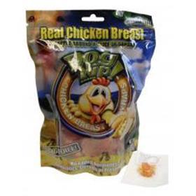 Free Range Dog Nip Dog Chews Chicken Breast Wraps Banana