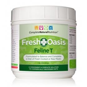 Complete Natural Nutrition Fresh Oasis Feline T