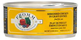 Fromm 4 Star Chicken Shredded Canned Cat Food