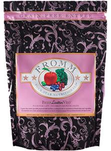 Fromm Cat Four Star Beef Livattini Veg Grain Free