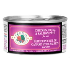 Fromm Chicken Duck and Salmon Pate Cat