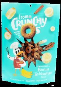 Fromm Crunchy Os Banana Kablamas