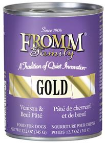 Fromm Family Gold Venison and Beef Pate
