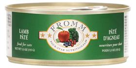 Fromm Four Star Lamb Pate Cat Can