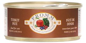 Fromm Four Star Turkey Pate for Cats