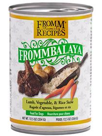 Fromm Frommbalaya Lamb Vegetable Rice Stew for Dogs