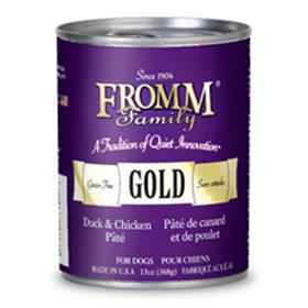 Fromm Gold Duck and Chicken Pate
