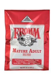 Fromm Mature Adult Dog Food Dry Dog Food