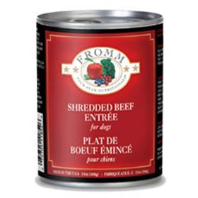 Fromm Shredded Beef Entree