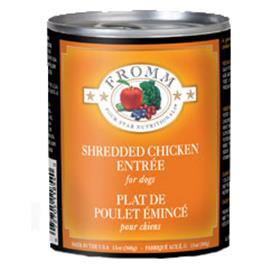 Fromm Shredded Chicken Entree