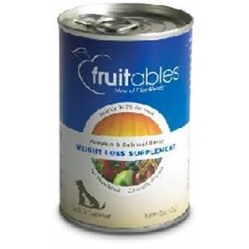 Fruitables Pumpkin and Oatmeal Blend Weight Loss Supplement