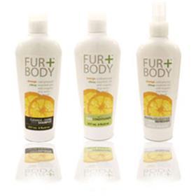 Fur and Body Orange Citrus