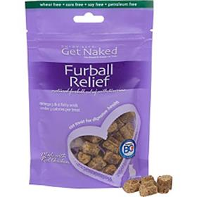 Get Naked Furball Relief Natural Cat Treats