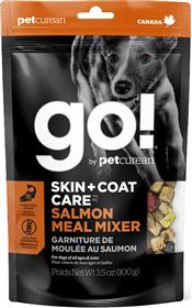 Go Skin and Coat Salmon Meal Mixer
