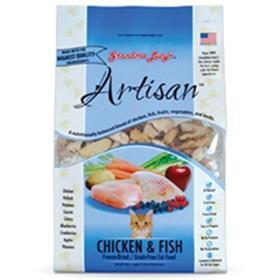 Grandma Lucys Artisan Chicken and Fish Cat Food
