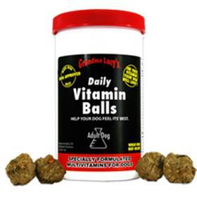 Grandma Lucys Beef Vitamin Meatballs