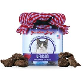 Grandma Lucys Freeze Dried Cat Venison Treats