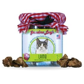 Grandma Lucys Freeze Dried Lamb for Cats