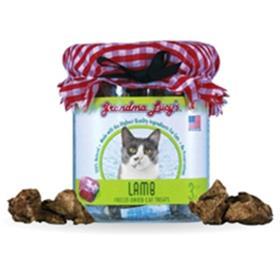 Grandma Lucys Freeze Dried Lamb for Cats