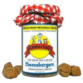 Grandma Lucys Freeze Dried Meatballs Cheeseburger