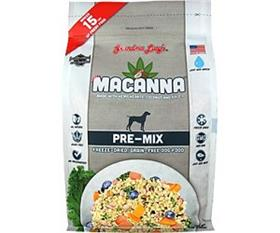 Grandma Lucys Macanna Pre Mix