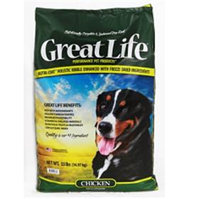 Great Life Chicken Dog Food