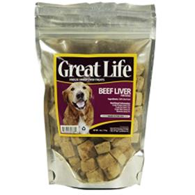 Great Life Freeze Dried Beef Liver