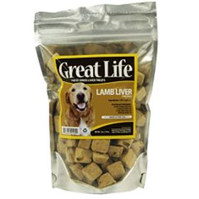 Great Life Freeze Dried Lamb Liver