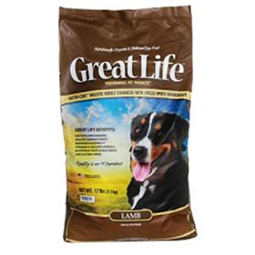 Great Life Lamb and Rice Dog Food